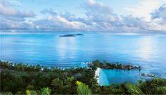 """Constance Lemuria Resort of Praslin"" auf den Seychellen :) Luxury Family Holidays, Stonehenge, African Safari, World Heritage Sites, Hotels And Resorts, Nature, Island, Travel, Seychelles Holidays"