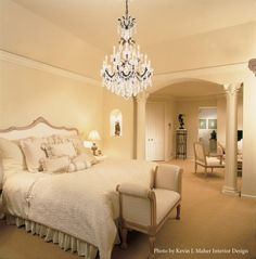 27 best schonbek crystal chandeliers images on pinterest crystal simple crystal chandelier for bedroom design with beige paint wall including white duvet cover also brown carpet covering floor aloadofball Image collections