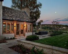 Cotswolds Job - traditional - Patio - Other Metro - Charles Bateson Interior Design