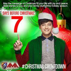 7 #DaysTilChristmas! :D #ChristmasCountdown2014 #AMAzingAngPasko
