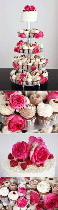 Cupcake_Hochzeitstorte_Hamburg