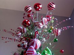 House of Whimsy: Christmas decorating