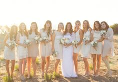 color palette | photos by Annie McElwain | 100 Layer Cake