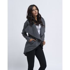 Last Season Jorge - All Or Nothing Duffle   This duffle jacket is constructed out of 60% wool 40% polyester.   It has an edgy cut and can be worn open or fastened with a button. It also includes a hood.