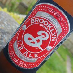 All Beer, Ale, Brooklyn, Drinking, Bottle, Beverage, Drink, Ale Beer, Flask