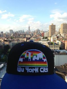 Wu York City Hat Wu Tang Clan 8a9d88553ee5