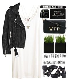 """Oh don't mind me."" by paper-faces-on-parade ❤ liked on Polyvore featuring H&M, Doma, Panacea, Refresh and Bershka"