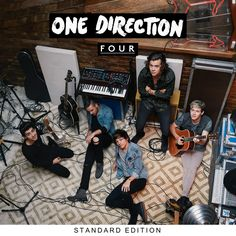 ONE DIRECTION - FOUR (Album Preview)