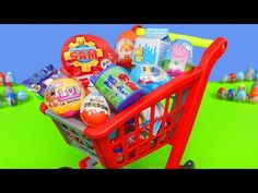 Surprise Eggs Unboxing: Shopping Cart with Fireman, Bear, LOL Toys & Blind Bags for Children Lol, Fireman Sam, Baby First Foods, Campfire Food, Plastic Laundry Basket, Meals For One, Youtube, Camp Fire, Pinterest Board
