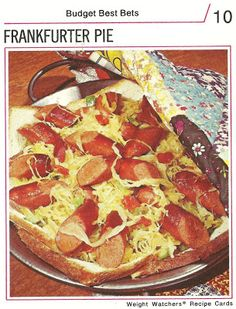 Frankfurter Pie
