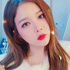 Kpop Makeup - Inspiração So Young  ... Korean Makeup
