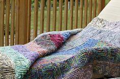 Ravelry: Tobemory Blanket pattern by Maie Landra