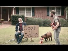 Doritos® - Goat 4 Sale -- Crash the Super Bowl 2013 Winner  #pivotcon    @Pivot Conference