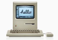 apple presents 30 years of mac, highlighting three decades of tech and design