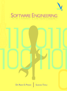 "This is a text book on ""Software Engineering"". In this book, the presentation is based on important principles that can be applied independently on the life cycle model. An emphasis is given on identifying and applying fundamental principles that are applicable throughout the software life cycle."