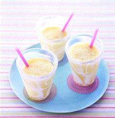 Passionsfrucht-Jogurt-Shake - Rezepte - [LIVING AT HOME]