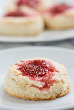 ... on Pinterest | Biscuits, Strawberry Jam and Almond Flour Biscuits
