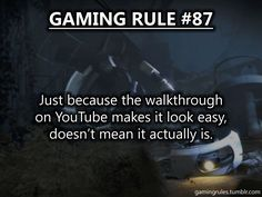 Gaming Rules http://amzn.to/2t2xFwN