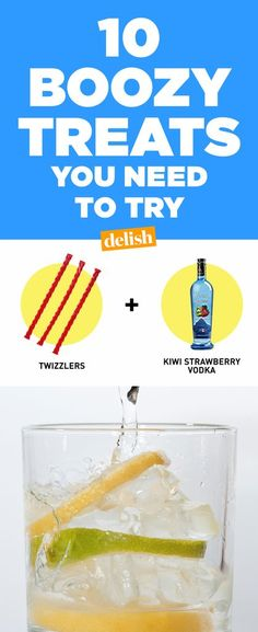 Things To Soak In Alcohol - Vodka-Soaked Gummies Drunk Gummy Bears, Alcohol Gummy Bears, Alcohol Candy, Alcohol Drink Recipes, Vodka Recipes, Fireball Recipes, Salad Recipes, Liquor Drinks, Alcoholic Drinks