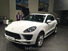 Nice Porsche: Slideshow : Porsche Macan launched - Porsche Macan launched in India at Rs 1 cro...  automobile Check more at http://24car.top/2017/2017/07/30/porsche-slideshow-porsche-macan-launched-porsche-macan-launched-in-india-at-rs-1-cro-automobile/