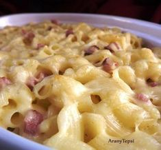 Ketogenic Recipes, Meat Recipes, Pasta Recipes, Hungarian Cuisine, Hungarian Recipes, Winter Food, Tasty Dishes, Family Meals, Macaroni And Cheese