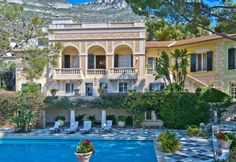 french riviera | Belle Epoque-Style French Riviera Villa Listed at $33.5 Million