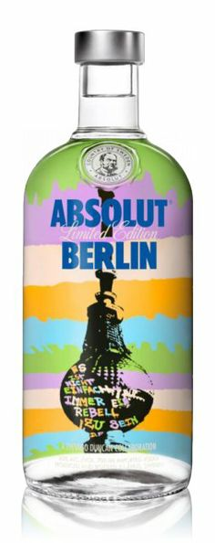 Absolut Berlin l 2014 l Germany l xxx copies