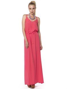 #coral_maxi Maxi Dresses, Bridesmaid Dresses, Wedding Dresses, Coral Maxi, Fashion, Bridesmade Dresses, Bride Dresses, Moda, Bridal Gowns