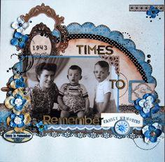 Times to remember - Scrapbook.com