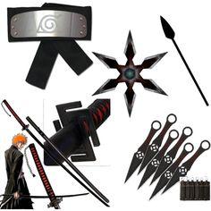 Resultado de imagem para armas do sasuke