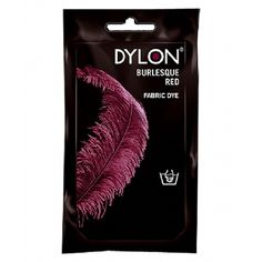 Dylon Burlesque Red