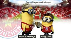 Bayern Munivh Minion