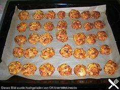 Pizza - Bällchen, ein leckeres Rezept aus der Kategorie Fingerfood. Bewertungen: 190. Durchschnitt: Ø 4,4.