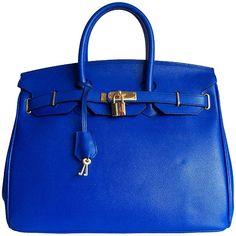 blue handbag - Google Search