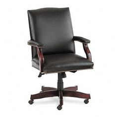 High back office chair - Pin it :-) Follow us     :-)) AzOfficechairs.com is your Office chair Gallery ;) CLICK IMAGE TWICE for Pricing and Info :) SEE A LARGER SELECTION of  high back  office chair at  http://azofficechairs.com/?s=high+back+office+chair -  office, office chair, home office chair  - HON 6571NSL11 Jackson 6570 Series Executive High-Back Swivel and Tilt Chair, Black Leather « AZofficechairs.com