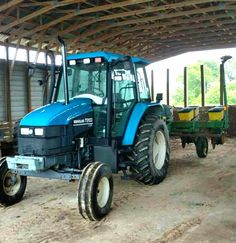 This is a Fendt - Kubota - Valtra - Case - Deutz-Fahr New Holland Ford, New Holland Tractor, Future Farms, Ford Tractors, Engin, Ford News, Kubota, Farm Life, Farming