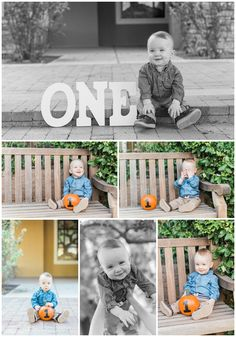 Fall Inspired First Birthday Photo Shoot. By #KelseyShirleyPhotography
