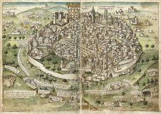 1630夜『エルサレム』アモス・エロン|松岡正剛の千夜千冊