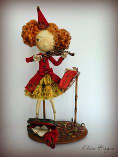 Блог Елены Коган: Элиза... Мое вдохновение...