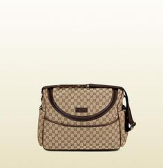 Gucci diaper bag. Yes Please.