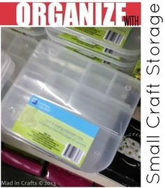 Organize Your Whole House with One Trip to the Dollar Store ~ Battery organization