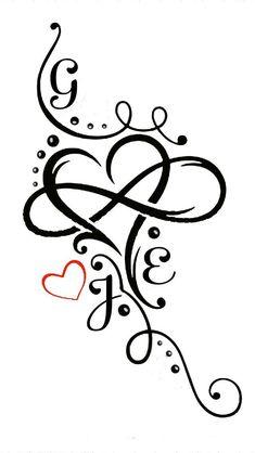 Tätowieren Tattoos And Body Art heart tattoo designs Dream Tattoos, Mom Tattoos, Sexy Tattoos, Cute Tattoos, Body Art Tattoos, Small Tattoos, Tatoos, Tattoo Kind, Tattoo Style