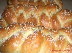 Super recept na slané pletenky,který jsem našla opět u Čištinky vařešky.