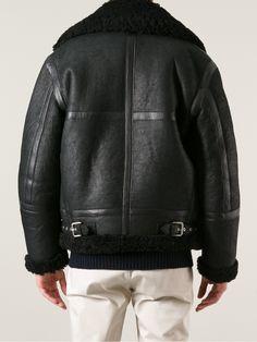 Image result for acne mens aviator jacket