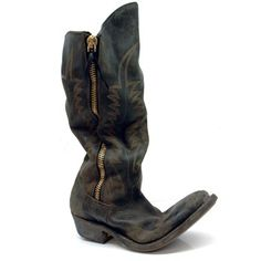 LOVE Golden Goose boots-I live in these when I am not wearing 5in heels! :)
