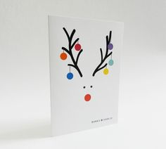Outcome Design T'is the season for creative Christmas cards | circles could be iam logo
