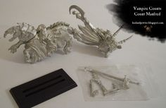 Games Workshop - WHFB: Vampire Counts Count Manfred