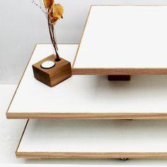 JO98 Coffee Table By Andreas Janson | MONOQI #bestofdesign