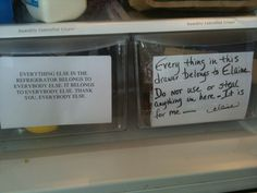 The People's Response- The 26 funniest-responses-to-passive-aggressive-notes