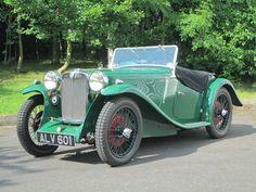 1935 MG PA SWEPT WING.